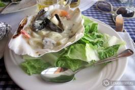 Дары Красного моря будут вас радовать и в ресторанах Эйлата :)