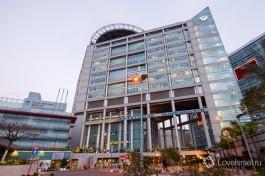Больница Ихилов (Сураски) в Тель Авиве.