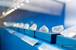 Израиль - один из крупнейших мировых лидеров по обработке и экспорту бриллиантов.