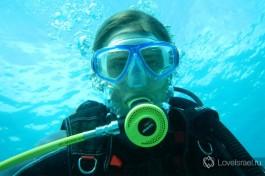 Под водой мы все как-то очень похожи :)
