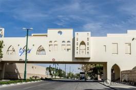 Южный Яффо. Смешаный район, где живут арабы и евреи.