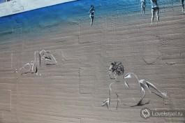 Спуск на пляж Гордон. Будете проходить мимо - обратите внимание!