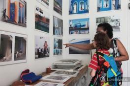 Студия Рами. Туда часто заводят туристов, которые хотят познакомиться с настоящим Тель-Авивом.
