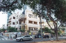 Бульвар Ротшильд, Тель-Авив.