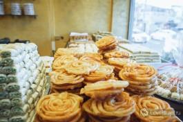 Восточные сладости в Израиле рецепты.