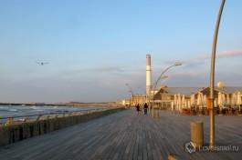 Тель-Авивский порт (Намаль). Идеальное место для прогулок с детьми или покататься на роликах.