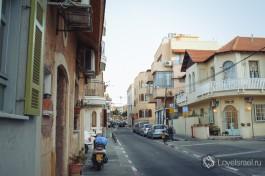 Неве-Цедек был первым еврейским районом Тель-Авива, который вышел за стены старого Яффо.