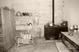 Тюремная кухня.