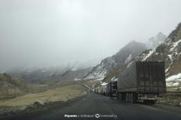 Дороги Грузии - это отдельная тема :) Качества вы там конечно не увидите, но зато горы, какие там горы... :)