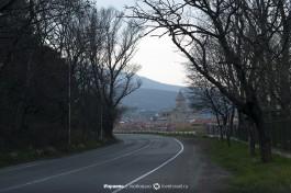 Романтичные дороги Грузии.