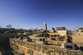 Иерусалим. Прогулка по крышам.