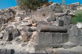 Остатки греческой сторожевой башни, Сусита.