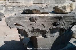 Тонкость и мастерство резьбы по мрамору. Сусита, римский период.
