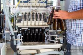 Пиво мы делаем не так давно, но хорошо.