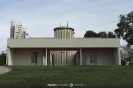 Дом-музей Хаима Вайцмана, первого президента государства Израиль.