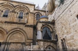 Церковь Гроба Господня, Иерусалим.
