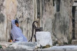 Эфиопские монахини.