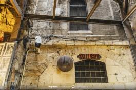 7-я остановка: выход из города и второе падение Христа.