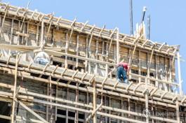 Строительство - одна из областей, где можно получить рабочую визу.